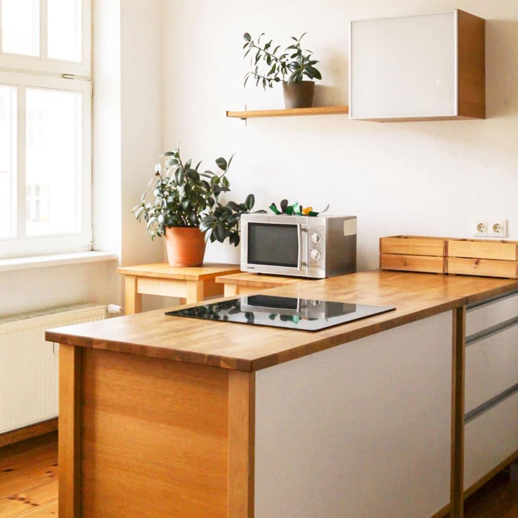 Frøsø køkken inspiration bordplade