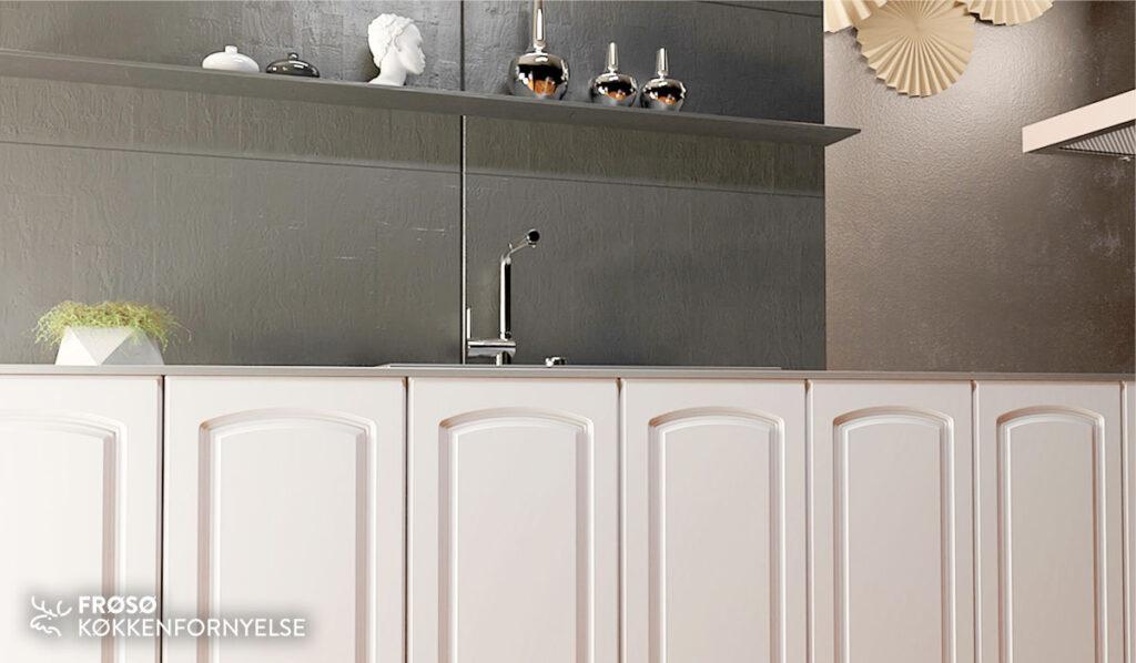 Frøsø hvid grå beton køkkenW00055
