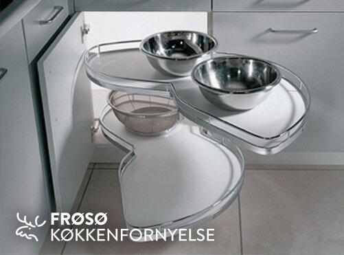Frøsø karusel køkkenskab