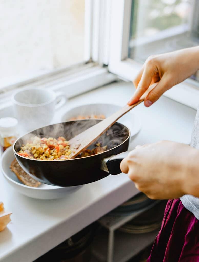 Frøsø køkken inspiration bulgur